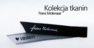 Kolekcja tkanin Frans Molenaar